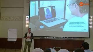 Paul Merrell's 18min  TED like talk at UXINDIA 2018