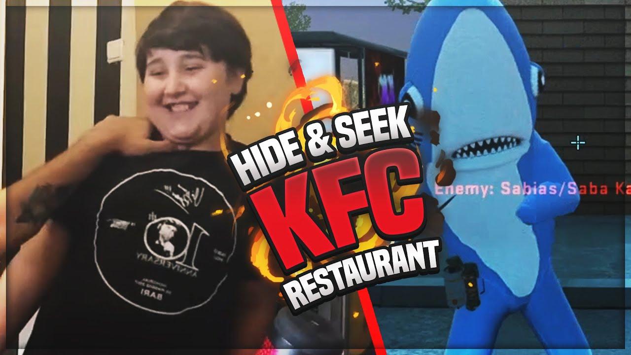 KFC-ში ზვიგენი და სოდა – დამალობანა @Datuna Kalichava [CSGO]