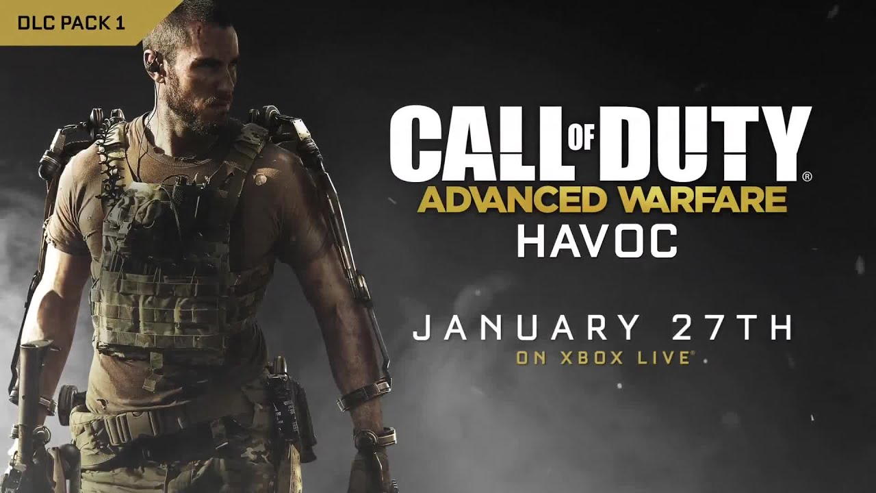 Call Of Duty Advanced Warfare Havoc DLC Pack Official Preview - Call duty exo zombies trailer looks epic