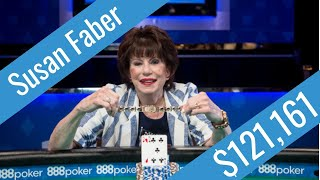 Susan Faber Wins Salute to Warriors!