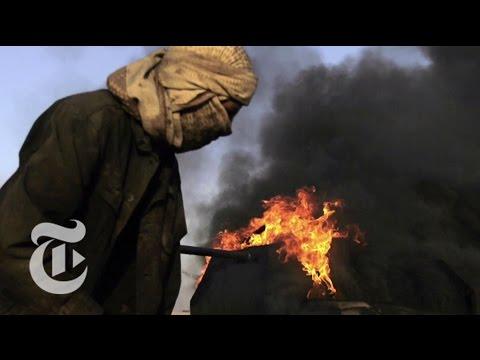 ISIS' Dark Oil
