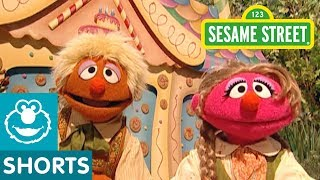 Sesame Street: Hansel and Gretel's Healthy Storybook Moment