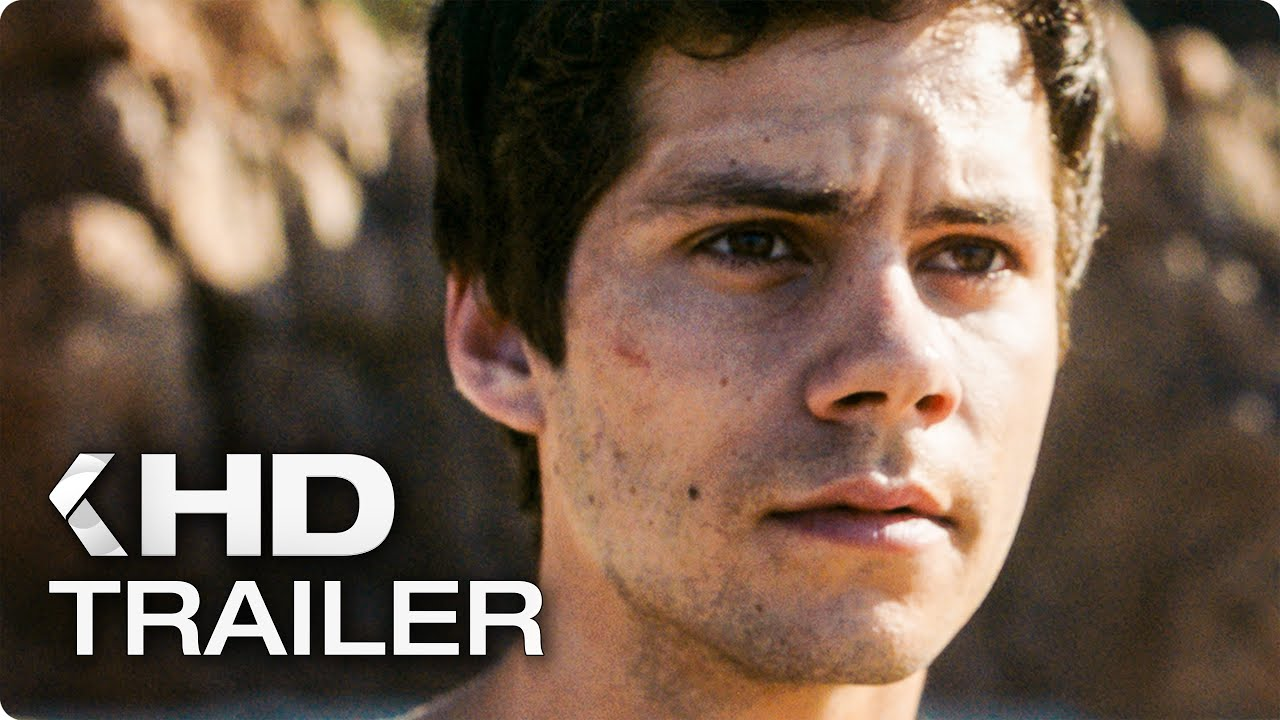 MAZE RUNNER 3: The Death Cure ALL Trailer & Clips (2018)