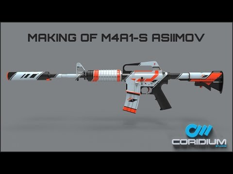 ALL M4A1-S SKINS SHOWCASE WITH PRICES (2021) - CS:GO