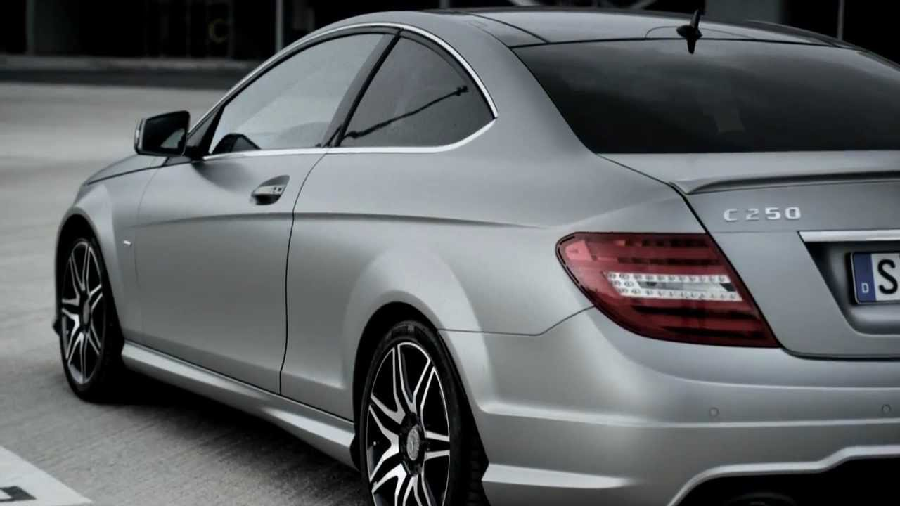 Mercedes amg c250 sport youtube for Mercedes benz c250 amg