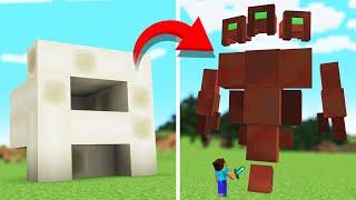 We Revived Minecraft's OLDEST Ancient Mobs
