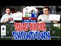 FIFA 17 - DAVID LUIZ FUT BIRTHDAY SQUAD BUILDER SHOWDOWN vs. REALFIFA 🔥😈 - ULTIMATE TEAM (DEUTSCH)