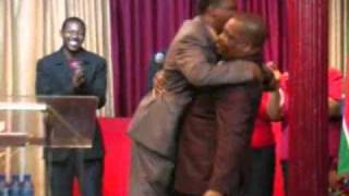 Bishop ND Nhlapo and Dr SD Gumbi