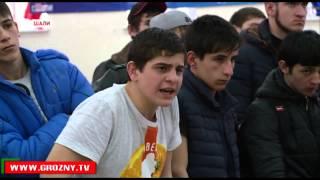 В Шали прошел турнир по Боевому самбо