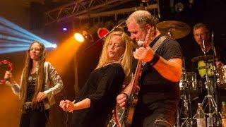 RockHeroes mit Kerstin Pfau zocken