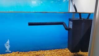 Aqua Plant онлайн - How to... Aqua Nova Внутрішній фільтр NBF-300/500