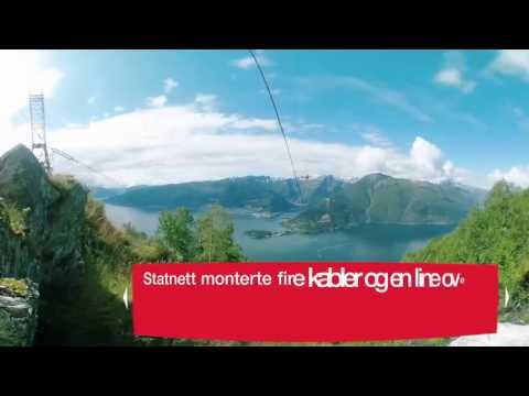Oppdrag Fjordspenn – 360-gradersfilm