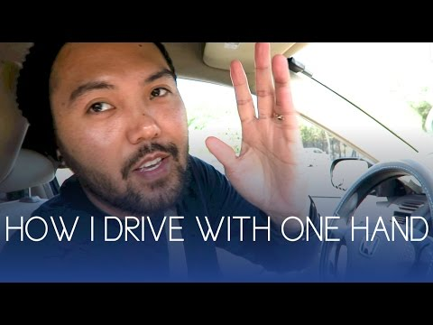 How I Drive With One Hand   Joshua Tongol (Motivational Speaker)