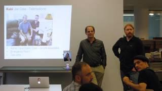 TechToks at TokBox - Changing the face of robotics
