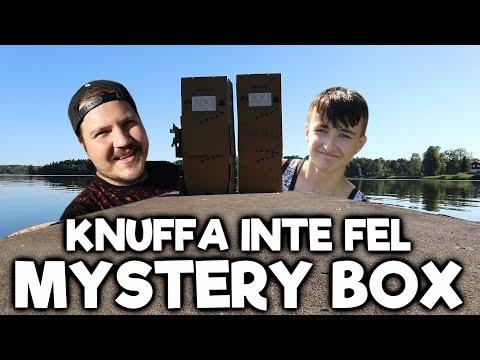 Knuffa Inte Fel Mystery Box (SJÖ EDITION)