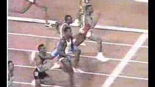 1991 World Champs 100m