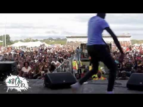 king monada o waka dj live  marula festival 2017