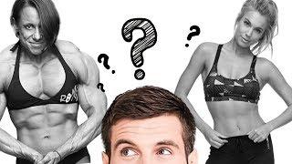 Les HOMMES AIMENT LES FEMMES MUSCLÉES ? 💪🏽 - Vlog Boxe Bodytime