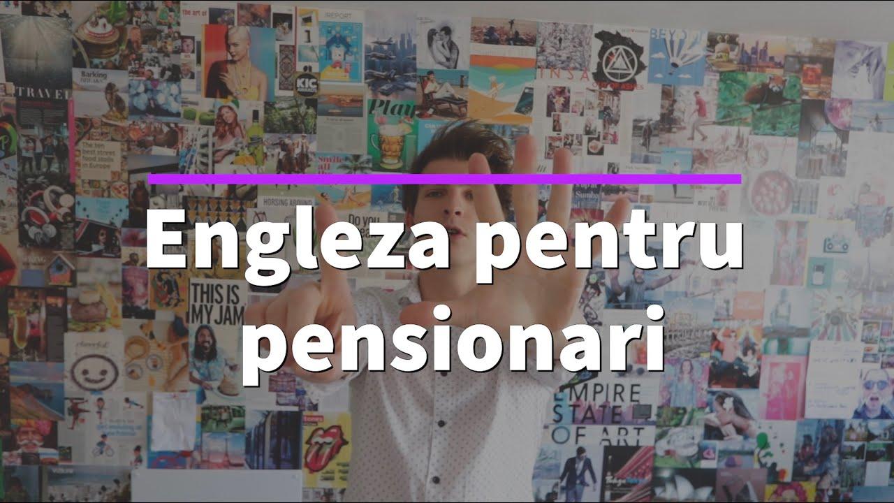 Engleza Pentru Pensionari | Invata Engleza Usor #13