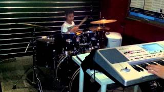 Nice and Smooth, Cyrus Yap 7 year old drummer
