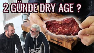 DRY AGE IN 2 DAYS?(Dry Age vs Fake Dry Age) (Fish Sauce Experiment) English Subtitles