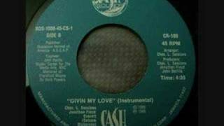 Cash - Givin my love (inst.)