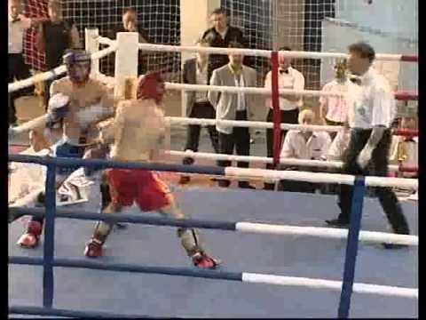 Чемпионат России фулл-контакт с лоу-киком 2010 (часть 4)