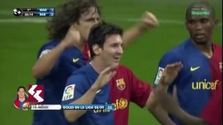من الذاكرة اهداف برشلونة وريال مدريد 6 2   Real Madrid 2 6 Barcelona