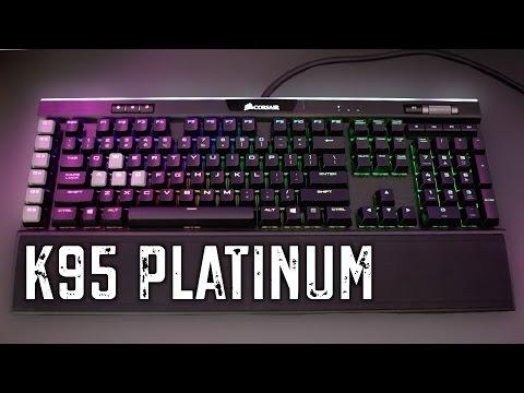 This Gaming Keyboard is Awesome - Corsair K95 RGB Platinum