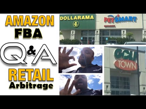 Q&A for Beginners Selling On Amazon Retail Arbitrage Canada 🇨🇦