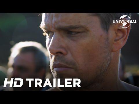 Jason Bourne - Official Trailer 1...