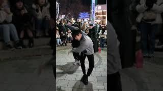 200120 김효진 단체공연 |  청하 (Chungha…