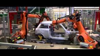BMW Mini Factory Tour - 3 Plants inc Oxford 2009