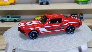 67 Mustang HW Then and Now 4/10 | Hero Cars 2018 - Unboxing & Review