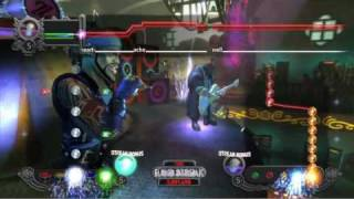 Power Gig Rise of the SixString - PS3 | Xbox 360 - gameplay preview #2 official video game trailer