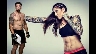 Frank Mir warns Megan Anderson not to work illegally in USA; compares her to illegal Mexican worker