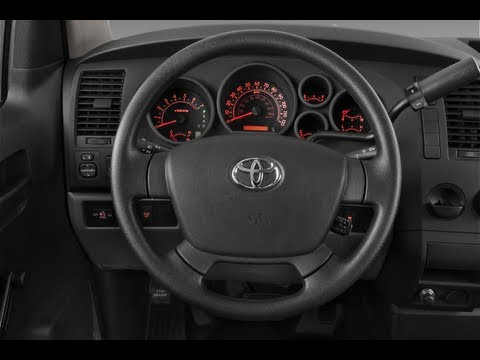 2010 toyota sequoia maintenance required light