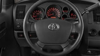 How to Reset the Maintenance Required Light on a Toyota Tundra