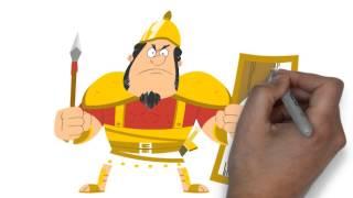 Drawing Goliath