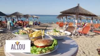 Alou beach bar Πάμε Ελλάδα - Χαλκιδική