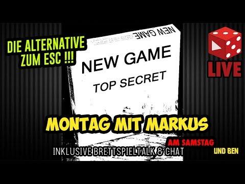 Die Alternative zum ESC: Montag mit Markus am Samstag - Verschiedene Spiele