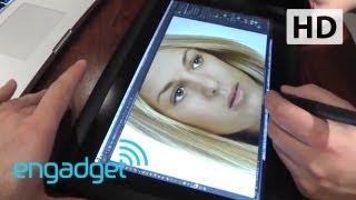 Wacom Cintiq 13HD hands-on | Engadget
