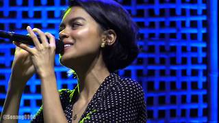Indra Lesmana ft. Eva Celia - Aku Ingin @ Senggigi Sunset Jazz 2018 [HD]