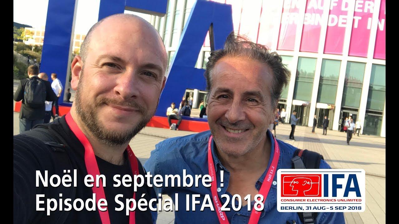 noel 2018 geek IFA Berlin 2018   Notre analyse d'un Noël de Geek en Septembre  noel 2018 geek
