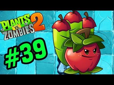 Plants Vs Zombies 2 Tập 39 - Apple Mortar Táo Súng Cối - Hoa Quả Nổi Giận 2 Android, Ios
