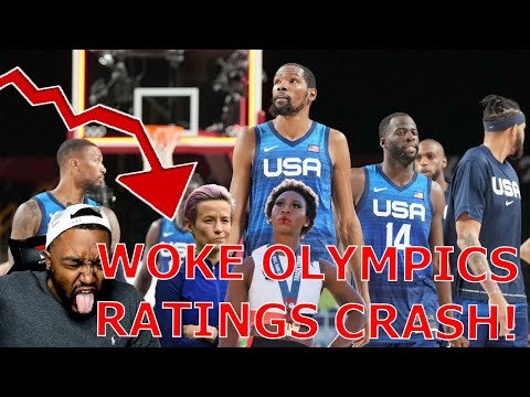 WOKE TEAM USA EMBARRASSED By France As Olympic Ratings SKYDIVE To Lowest Viewership in 33 Years