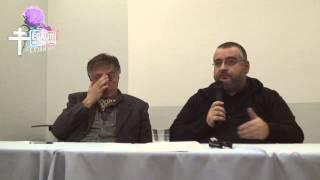 Conférence Michel Drac et Gabriele Adinolfi - Les stratégies de la tension 1/2