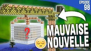 ILS ONT DÉCOUVERT MON SECRET...  | Minecraft Moddé S4 | Episode 98