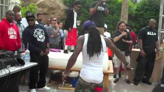 Drake & Lil Wayne Perform