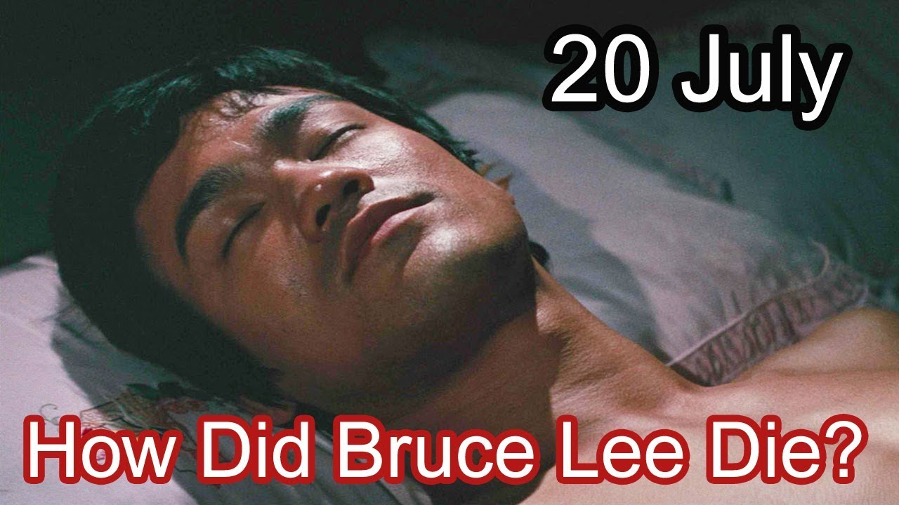 Download How Did Bruce Lee Die? Real Cause of Death?